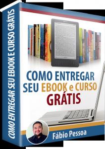 Como entregar seu Ebook ou curso grátis